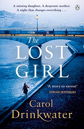 #BlogTour: The Lost Girl by Carol Drinkwater @Carol4OliveFarm @PenguinUKBooks