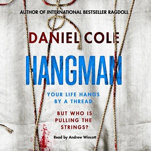 Hangman by Daniel Cole @TrapezeBooks@Daniel_P_Cole