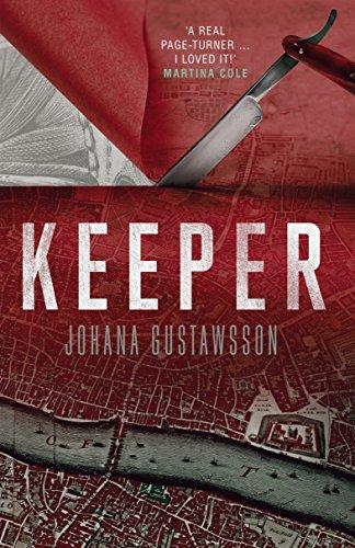 #BlogTour: Keeper by Johana Gustawsson @JoGustawsson@OrendaBooks