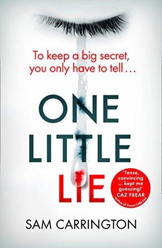 One Little Lie by Sam Carrington @sam_carrington1 @AvonBooksUK #extract #blogtour#review