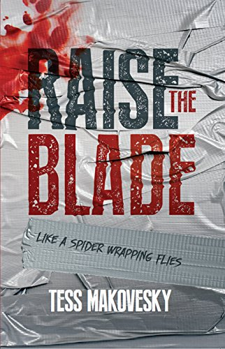 Raise the Blade by Tess Makovesky @tessmakovesky @caffeinenights