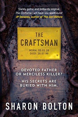 The Craftsman by Sharon Bolton @AuthorSJBolton @TrapezeBooks #BlogTour #BackABlogger #HeWillComeForYou