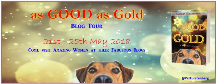 As Good As Gold by Patricia Furstenberg @PatFurstenberg @mgriffiths163