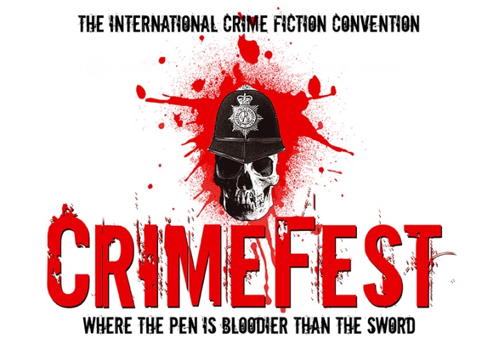 CrimeFest 2018 – A fabulous time in Bristol.
