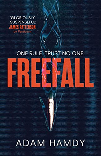 Freefall by Adam Hamdy @adamhamdy @headlinepg #randomthingstour