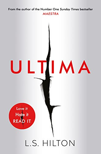 Ultima by LS Hilton @BonnierZaffre @Emily_BookPR