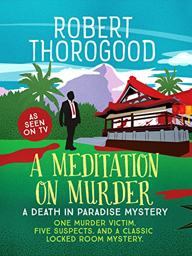 #GuestReview: A Meditation on Murder by Robert Thorogood @robthor @caneloco @mgriffiths163