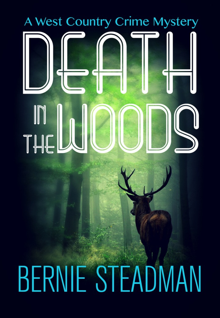 Guest Review: Death in the Woods by Bernie Steadman @BernieSteadman @Bloodhoundbook @mgriffiths163 #blogtour
