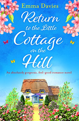 Return to the Little Cottage On the Hill by Emma Davies @EmDaviesAuthor @Bookouture #review #blogtour