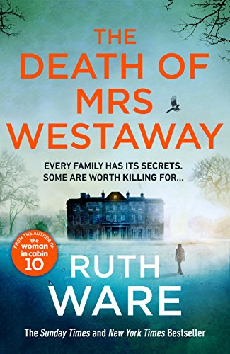 The Death of Mrs Westaway by Ruth Ware  @RuthWareWriter @vintagebooks @DeadGoodBooks @HarvillSecker #Review #BlogTour
