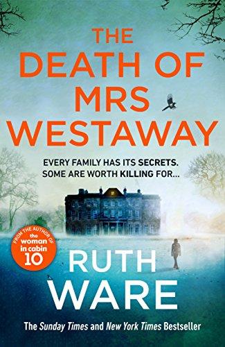 The Death of Mrs Westaway by Ruth Ware  @RuthWareWriter @vintagebooks @DeadGoodBooks @HarvillSecker #Review#BlogTour