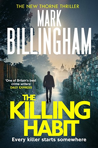 The Killing Habit by Mark Billingham @MarkBillingham @LittleBrownUK #review