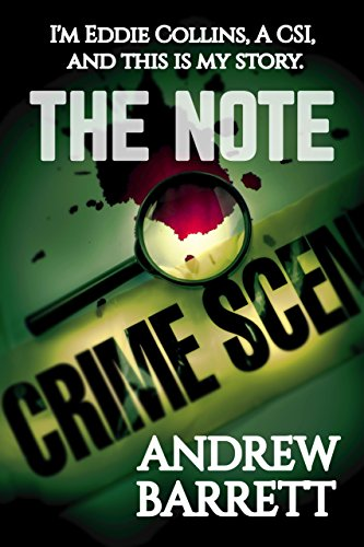 The Note by Andrew Barrett @AndrewBarrettUK @Bloodhoundbooks #blogblitz