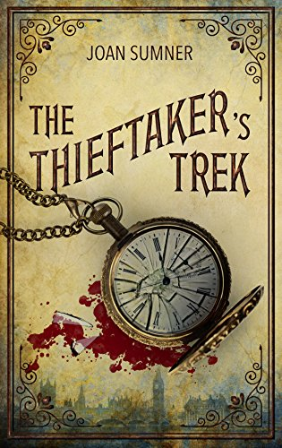 The Thieftaker's Trek by Joan Sumner @JoanSumner_2018 @be_ebooks_com @mgriffiths163 #guestreview