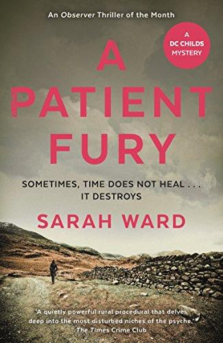 A Patient Fury by Sarah Ward @sarahrward1 @FaberBooks @damppebbles #blogtour#review