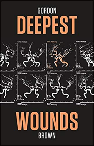 Deepest Wounds by Gordon Brown @GoJaBrown @StridentPublish #review #randomthingstours @annecater