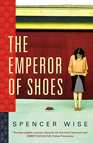 The Emperor of Shoes by Spencer Wise @SpencerWise10 @noexitpress @annecater #blogtour #review #randomthingstours