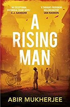 A Rising Man by Abir Mukherjee @radiomukhers @HarvillSecker #guestreview @mgriffiths163