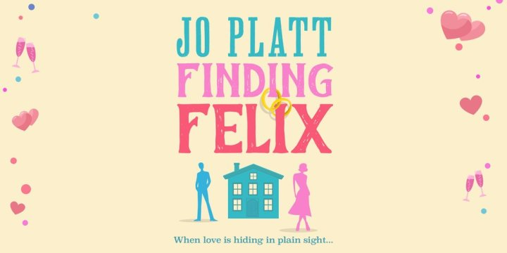Finding Felix by Jo Platt @JoPlattTweets @canelo_co #extract #blogtour