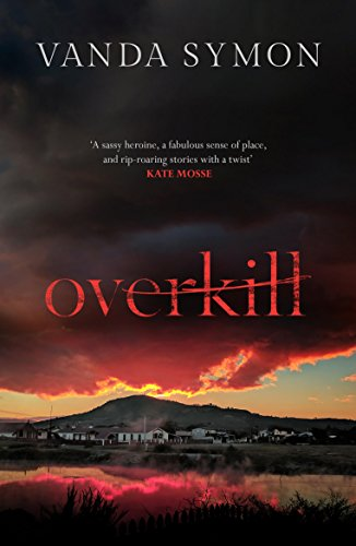 Overkill by Vanda Symon @vandasymon @OrendaBooks #review #blogtour #randomthingstours