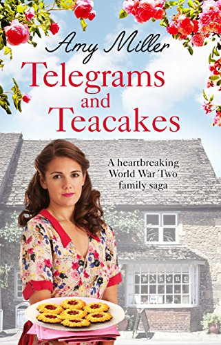 Telegrams and Teacakes by Amy Miller @AmyBratley1 @Bookouture @mgriffiths163 #guestreview #blogtour