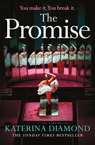The Promise by Katerina Diamond @TheVenomousPen @AvonBooksUk #blogtour #review #extract