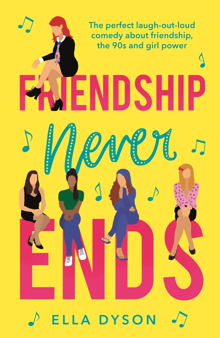 Friendship Never Ends by Ella Dyson @orionbooks #review #blogtour @mgriffiths163