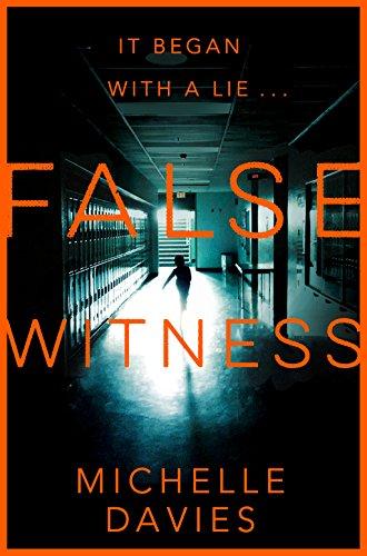 False Witness by Michelle Davies @M_Davieswrites @panmacmillan #blogtour #randomthingstours