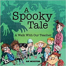 A Spooky Tale by Sue Wickstead @JayJayBus ‏