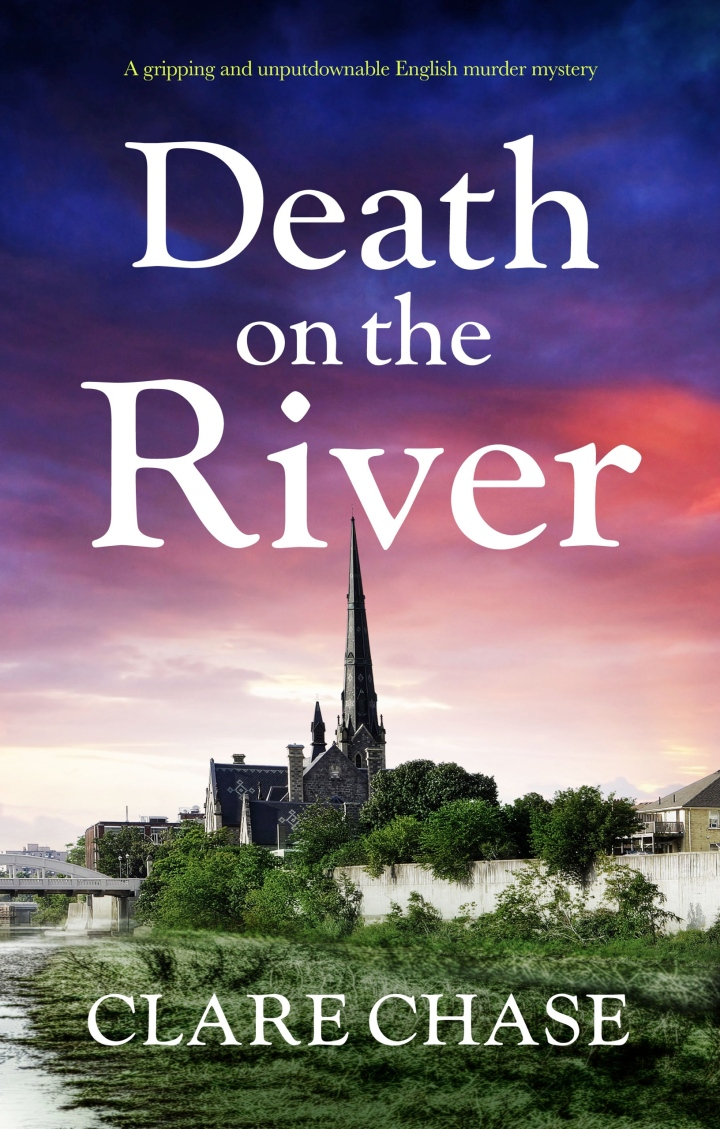 Death on the River by Clare Chase @ClareChase @bookouture @mgriffiths163 #guestreview #blogtour