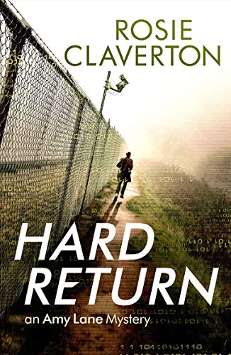 Hard Return by Rosie Claverton @rosieclaverton @CrimeSceneBooks #blogtour #extract #randomthingstours