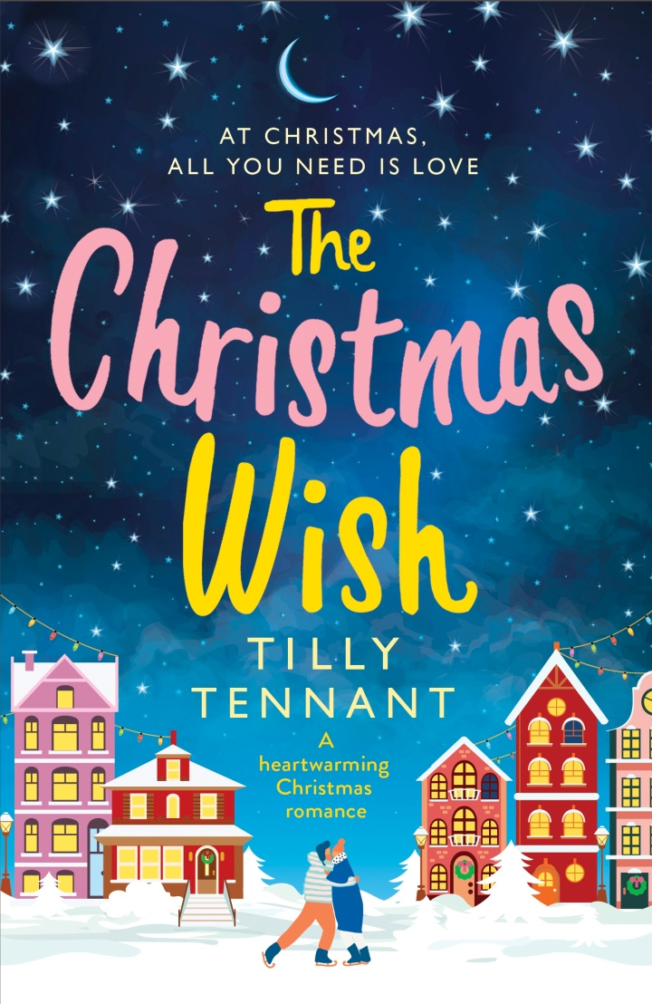 The Christmas Wish by Tilly Tennant @TillyTenWriter @bookouture @mgriffiths163 #guestreview#blogtour