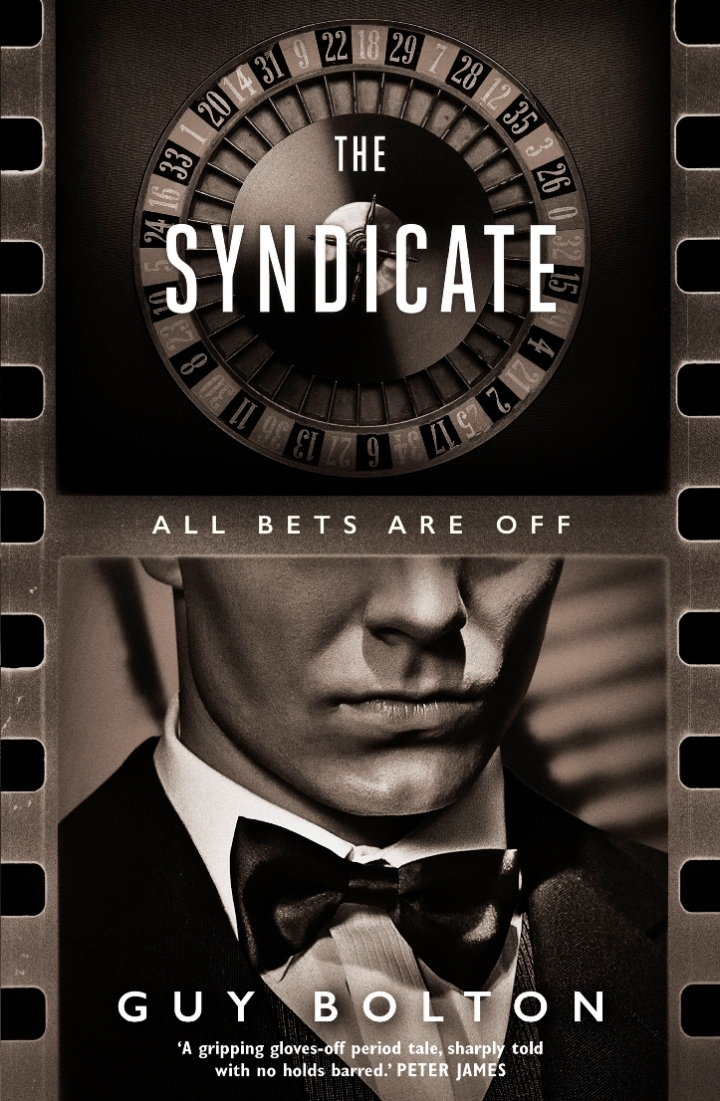 The Syndicate by Guy Bolton @gpbolton @PtBlankBks #extract
