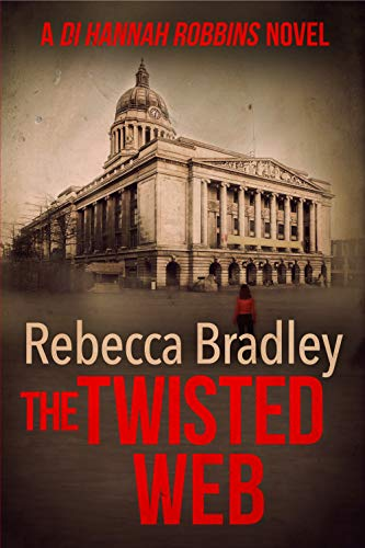 The Twisted Web by Rebecca Bradley @RebeccaJBradley #review