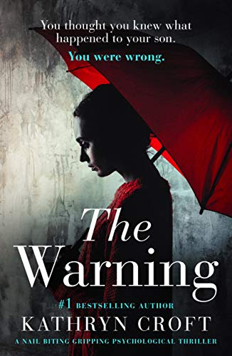 The Warning by Kathryn Croft @KatCroft @Bookouture #review #blogtour