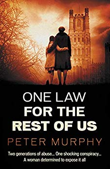 One Law For The Rest Of Us by Peter Murphy @noexitpress #randomthingstours