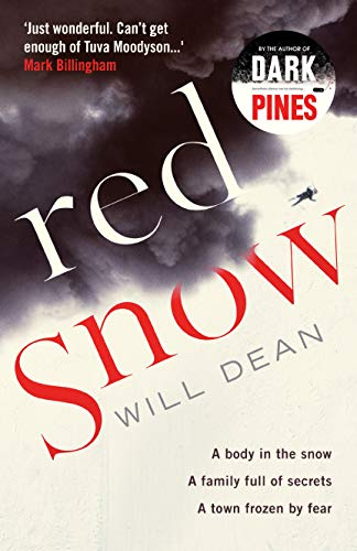 Red Snow by Will Dean @willrdean @ptblankbks #review #blogtour #randomthingstours