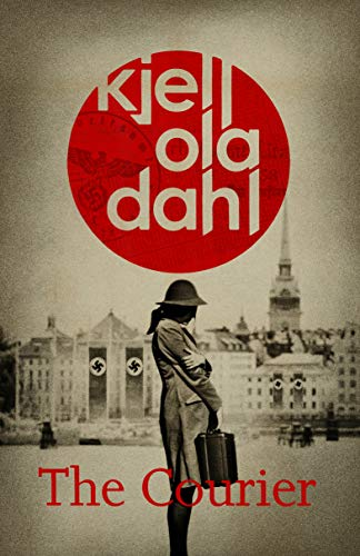 The Courier by Kjell Ola Dahl @ko_dahl @OrendaBooks #review #randomthingstours
