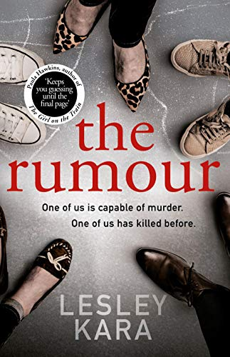 The Rumour by Lesley Kara @LesleyKara @TransworldBooks #review #blogtour #randomthingstours