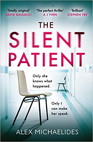 The Silent Patient by Alex Michaelides @AlexMichaelides @OrionBooks #review #blogtour @Tr4cyF3nt0n
