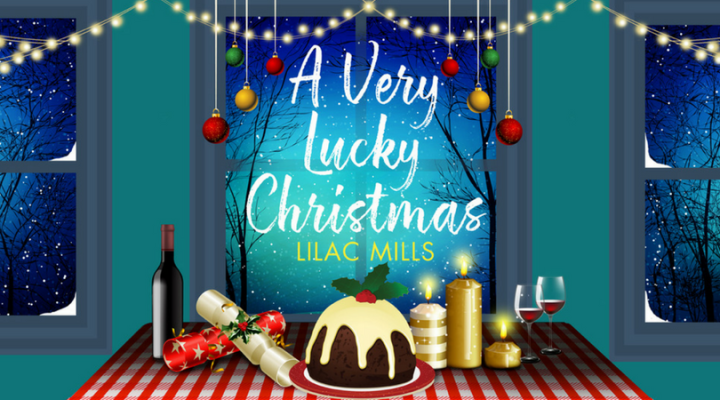 A Very Lucky Christmas by Lilac Mills @LilacMills @Canelo_co