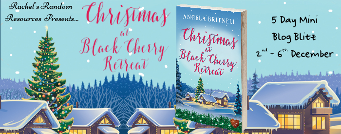Christmas At Black Cherry Retreat by Angela Britnell @angelabritnell @ChocLitUK #GuestReview @mgriffiths163@RaRaResources