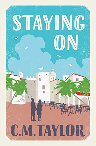 Staying On by CM Taylor @CMTaylorStory @Duckbooks @mgriffiths163 #randomthingstours #review