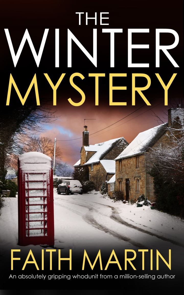 The Winter Mystery by Faith Martin #guest review @FaithMartin_Nov @JoffeBooks @mgriffiths163 @Books_n_all