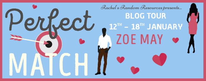 Perfect Match by Zoe May @zoe_writes @HQDigitalUK @mgriffiths163 #review #blogtour @RaRaResources #RachelsRandomResources