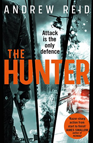 The Hunter by Andrew Reid @mygoditsraining @headlinepg #review #blogtour #randomthingstours