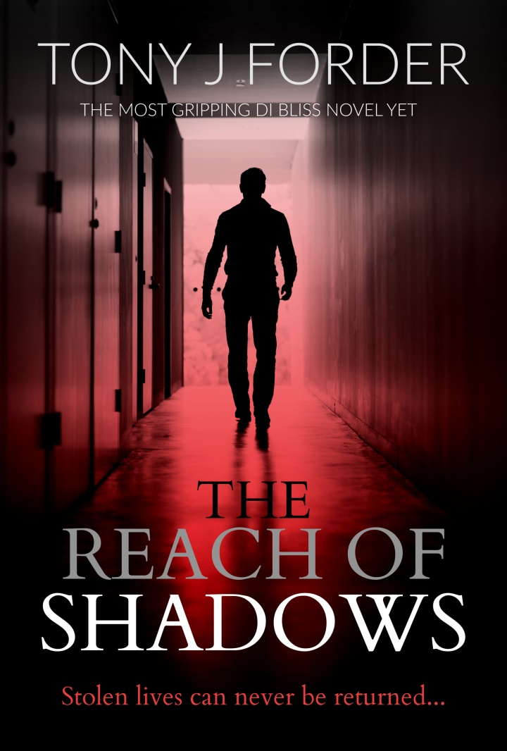 The Reach of Shadows by Tony J Forder @TonyJForder @Bloodhoundbooks #guestreview #blogtour@mgriffiths163