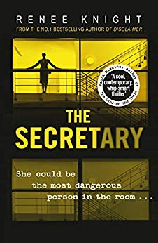 The Secretary by Renee Knight @DoubledayUK   @TransworldBooks   #RandomThingsTours #extract #blogtour