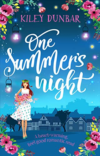 One Summer's Night – Kiley Dunbar @HeraBooks @KileyDunbar @mgriffiths163 #review #blogtour @Tr4cyF3nt0n