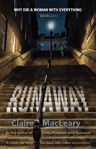 Runaway by Claire MacLeary  @ClaireMacLeary @SarabandBooks #review #LoveBooksGroupTours